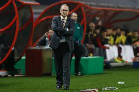 South Korea Sack Coach Uli Stielike after Qatar Loss