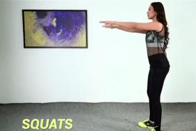 2-Minute Exercise: Gauahar Khan Talks About The Benefits of Squats
