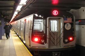 New York City Subway Train Derails, 34 Injured