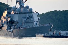 Bodies of Missing US Sailors Found on Stricken Navy Destroyer