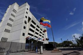 Police Helicopter Attacks Venezuela's Pro-President Supreme Court