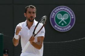 Wimbledon 2017: Cilic Crushes Bautista Agut to Reach Quarter-Finals