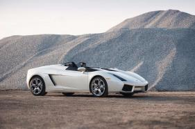 One-off Lamborghini Concept S on Auction by R.M. Sotheby