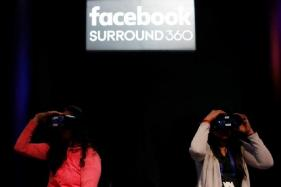 Facebook's Oculus Cuts Prices of VR Set, Toughens Competition