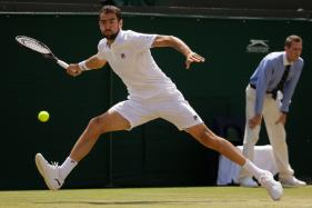 Wimbledon 2017: Cilic Reaches First Semi-final After Win over Muller