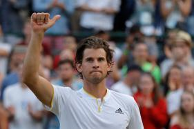 Dominic Thiem And Andrey Rublev Book Semi-final Berths in Doha