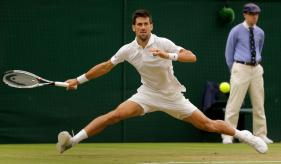 Wimbledon 2017: Djokovic Ponders Long Break 'For Body And Mind'