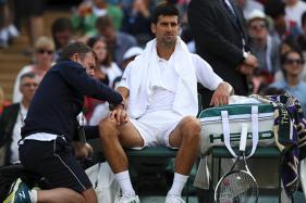 Wimbledon 2017: Injury Ends Djokovic's Run, Berdych Progresses