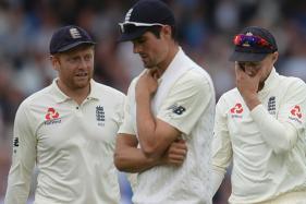 Vaughan Slams England's 'Appalling' Batting Effort