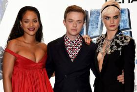 Premiere of 'Valerian and the City of a Thousand Planets' in London