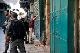 Jerusalem Holy Site Shut For Prayers After Shooting: Police