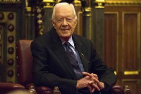 Former US President Carter Hospitalised Over Dehydration in Canada
