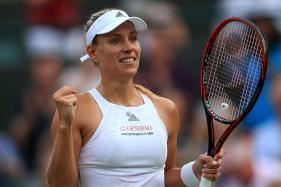 Wimbledon 2017: Top Seed Angelique Kerber Moves Into Round Three