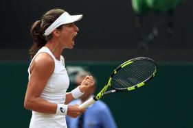 Wimbledon 2017: Home Favourite Johanna Konta Enters Round Four