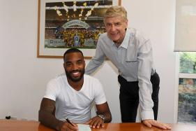 Record Signing Lacazette not yet ready for 90 minutes, Says Wenger