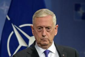 Pentagon Chief Jim Mattis Says He Thinks IS Leader Baghdadi is Alive
