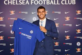 Morata Completes Chelsea Move Worth 80 Million Euros