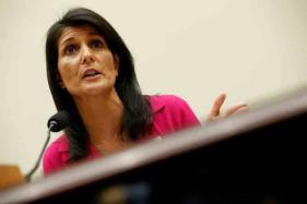 'Everybody Knows' Russia Meddled in 2016 US Elections: Nikki Haley