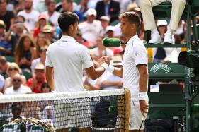 Wimbledon 2017: Novak Djokovic Enters Round 2 as Martin Klizan Quits