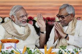 Narendra Modi is the Biggest Leader, No One Can Defeat Him: Nitish Kumar