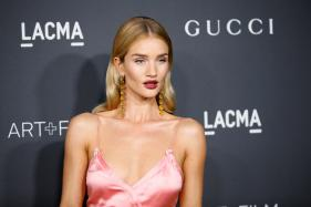 I'm A Fitness Fanatic: Rosie Huntington-Whiteley