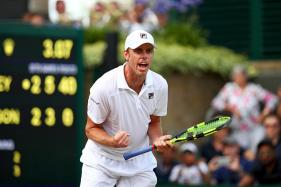 Wimbledon 2017: Sam Querrey Beats Kevin Anderson To Enter Last Eight