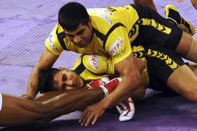 Pro Kabaddi 2017, Telugu Titans Thump U Mumba: As It Happened