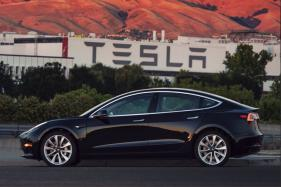 Official! First Ever Tesla Model 3 Rolls Out of Production Line