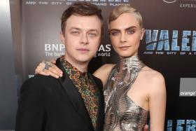 'Valerian and the City of a Thousand Planets' Premieres in Los Angeles