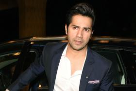 I am Not Working to Be Better Than Someone Else: Varun Dhawan