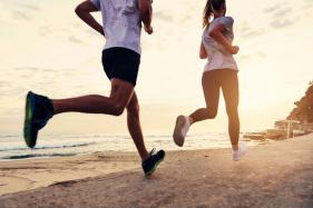 Try Running on The Beach For a Seasonal Change of Scenery