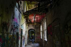 'Urban Explorers' Time-travel Through Berlin's Lost Places