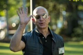 Jeff Bezos Becomes World's Richest Person, But Only for a Few Hours