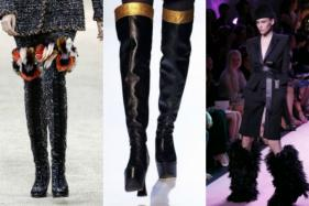 Next Season's Must-Have Boots: The Latest Styles Fresh Off The Paris Catwalk
