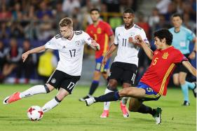 Germany Beat Spain to Win Under-21 Euro