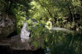 Royal Gardens of Europe: Fountains And Waterfalls at The Royal Palace of Caserta