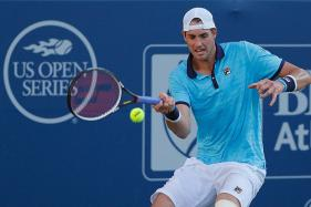 Isner Downs Harrison for Fourth ATP Atlanta Title