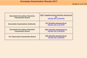 Karnataka 2nd PUC Supplementary Exam 2017 Results Declared, Check at karresults.nic.in