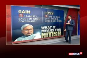 Nitish Kumar Joins Hands With BJP, What It Means For JD(U), BJP, RJD And Congress