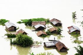 Flood Situation in Assam Deteriorates, Toll Reaches 28