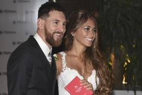 Lionel Messi Weds Childhood Sweetheart Antonella Roccuzzo