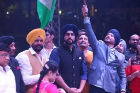 Mubarakan Team Celebrates The Spirit of Sadbhawna Diwas in Their Own Style