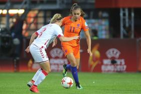 Netherlands, Denmark Reach Women's Euro Quarters