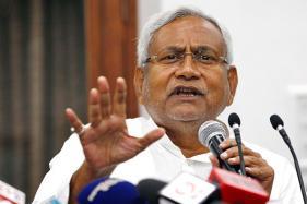 Nitish Kumar Takes a Swipe at Lalu Over Security Downgrade
