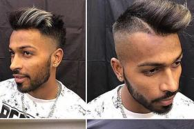 Hardik Pandya Has a Blast With Celebrity Stylist Hakim Aalim