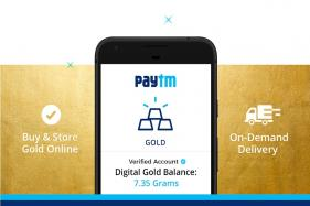 Paytm to Offer 'Digital Gold' as Cashback on Transactions