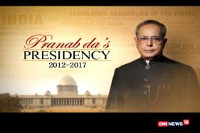 A Look at Pranab Da's Presidency
