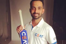 Ajinkya Rahane Launches Signature Bat Line Named Resolute