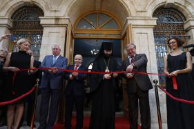 Renovated Tsarist Hostel Re-opens in Jerusalem