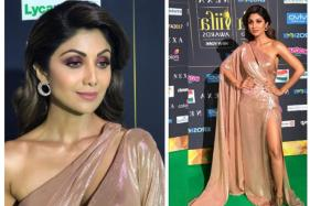 Shilpa Shetty's Holographic Gown At The IIFA Is A Risk Not All Can Take
